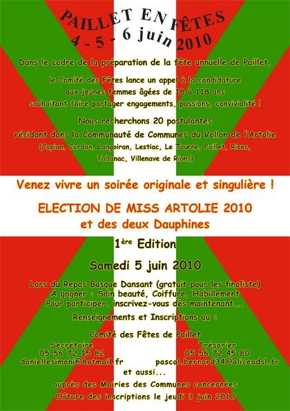 Fête de Paillet (4-5-6 Juin 2010) dans Notre programme paillet2